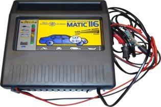 cargador de bateria matic 116 deca