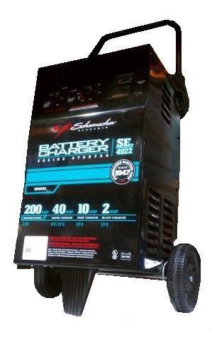 cargador de bateria para autos shumacher