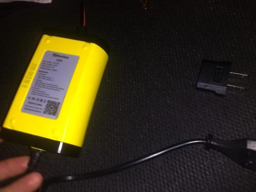 cargador de bateria para moto y auto -liquido!!!