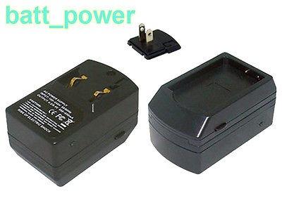 cargador de batería para sanyo xacti vpc-hd1ex hd800p dmx dm