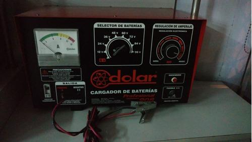 cargador de batería profesional 908 dolar salida 6 v a 96 v