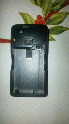 cargador de bateria psp