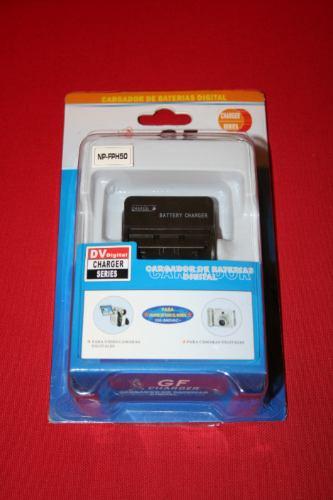 cargador de batería pzra cámara sony handicam dcr-sr45