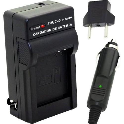 cargador de batería rcr-v3 crv3 cr-v3 para cámara kodak más