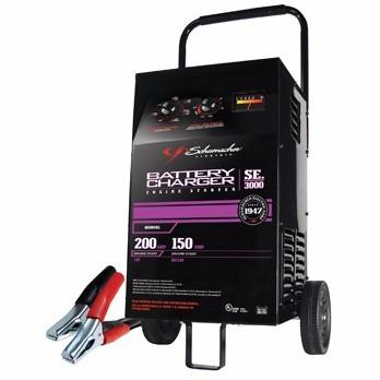cargador de bateria schumacher se-3000