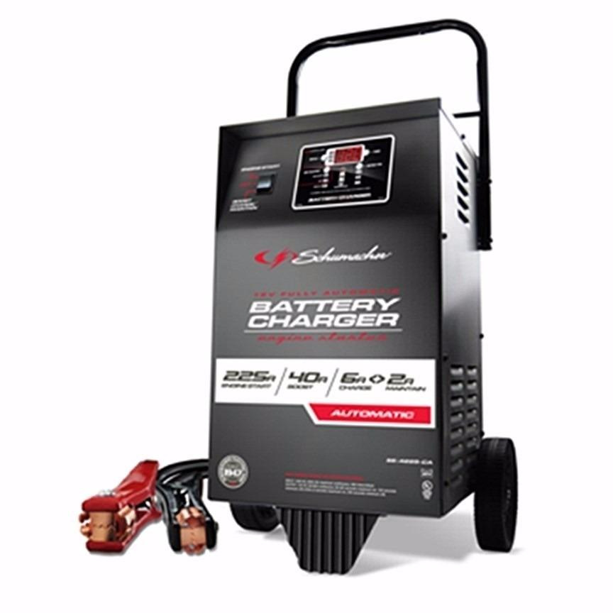Cargador de bateria schumacher se 4225 de 12volts 3 en mercado libre - Cargador de pilas precio ...