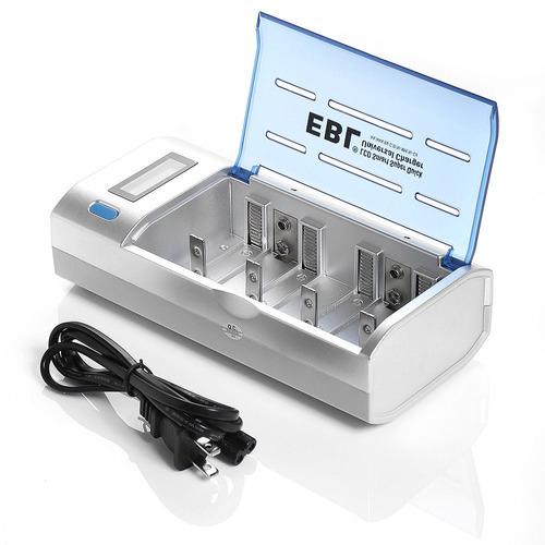 cargador de batería universal para 9v aa aaa c d tamaño cd/n