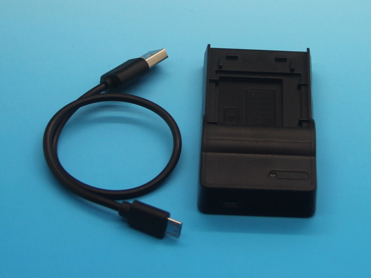 CARGADOR para Panasonic hc-v700mgk hc-v700mk hc-v707 hc-v707eg-k Batería