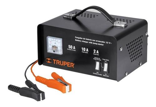 cargador de baterias 12v  50 amperes  y arrancador truper 13027 envio inmediato!!