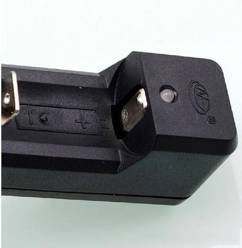 cargador de baterias 18650 para pila recargable li-ion litio