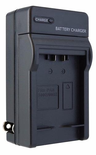 cargador de baterias cga-s002 cga-s006 para panasonic lumix
