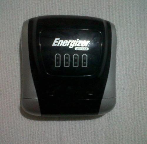 cargador de baterias energizer