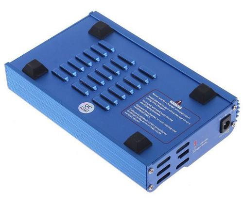 cargador de baterias lipo imax b6 balanceador de carga