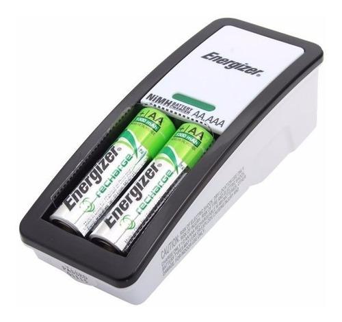 cargador de baterias mini energizer