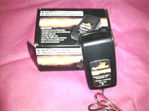 cargador de baterías para carros rc
