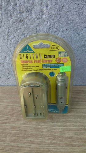 cargador de baterias para handy cam videocamara