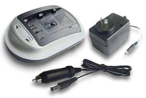 cargador de baterias sanyo dbl-40 hd700 dmx- hd700s