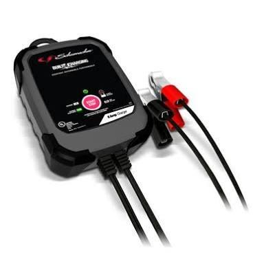 cargador de baterías schumacher