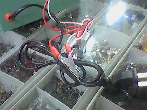 cargador de baterias seca de 6 y 12 v carritos,ups,amplifica