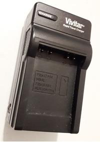 Cargador para Samsung slb-10a digimax l100 l110 l210