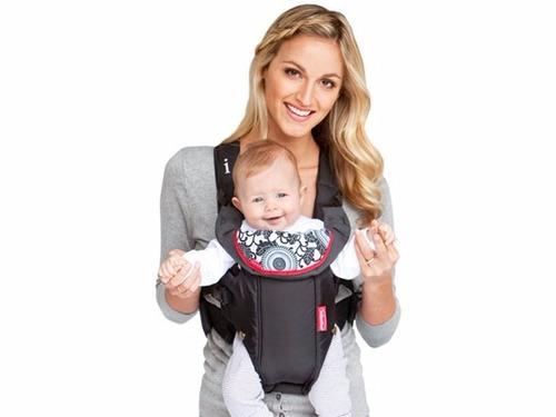 cargador de bebe (canguro) infantino