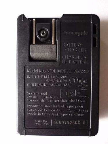 cargador de cámara lumix panasonic dea59