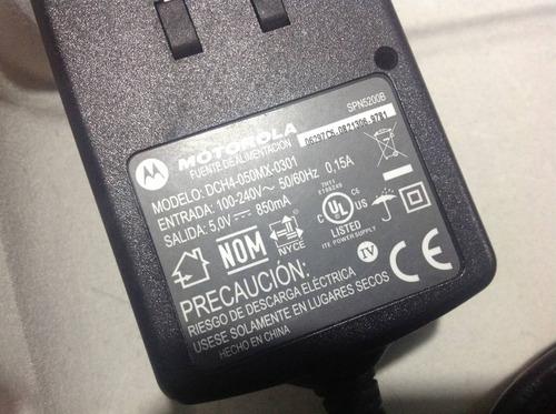 cargador de celular disco duro router electronico $7 motorol
