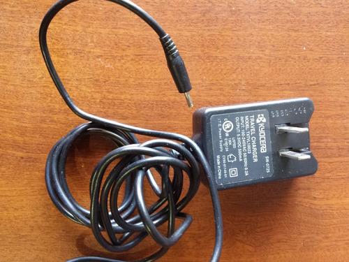 cargador de celular kyocera