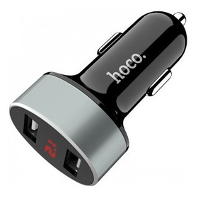Cargador De Celular Para Auto Hoco Z26 Doble Usb