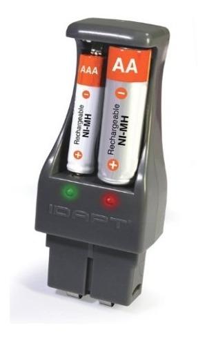 cargador  de entradas universales + stand en combo x4 unid