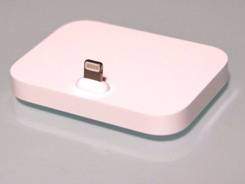 cargador de escritorio iphone 6 7 base dock tipo original