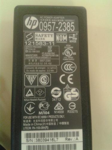 cargador de impresora hp 0957 2385 multifuncional 1515 1015