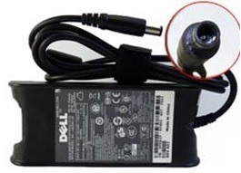 cargador de laptop dell 19.5v-4.62a 90 w  7.4mm/5.0mm