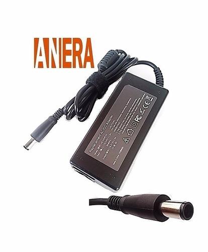 cargador de laptop hp 18.5 v 3.5 amp pin central plug dc