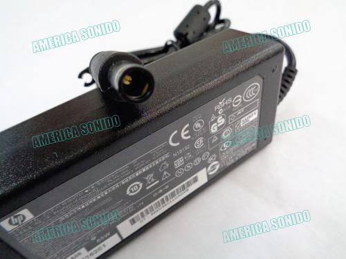 cargador de laptop hp compaq 18.5v 3.5a 7.4x5.0mm
