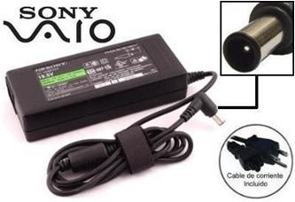 cargador de laptop sony vaio  19.5v 3.9a/ 19.5v 4.7a