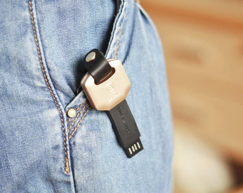 cargador de llavero para iphone nuevo