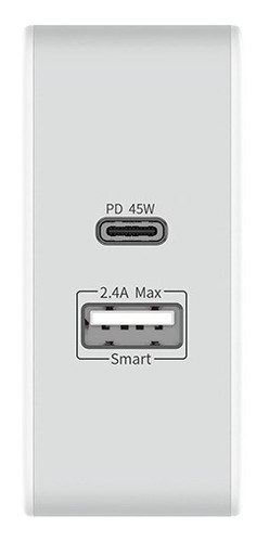 cargador de pared 57w pd smarthpone ipad macbook