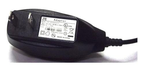 cargador de pared mini usb original zte stc-a22o50u5-c
