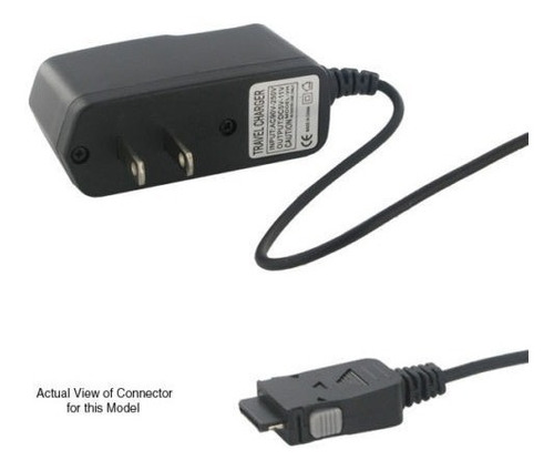 cargador de pared replacement para verizon lg vx8000, vx8100