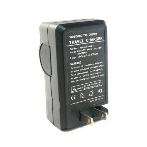 cargador de pilas 18650 baterias 110-240 viajero