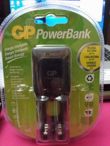 cargador de pilas baterias gp recargables aa aaa s330