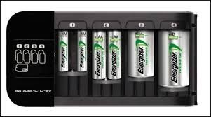 Cargador de pilas recargables energizer universal mod chfc - Cargador pilas recargables ...