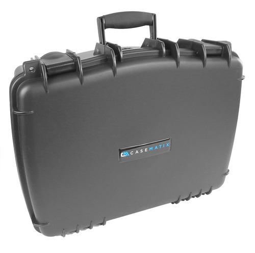 cargador de proyector casematix pro para benq w1110, ms524a,