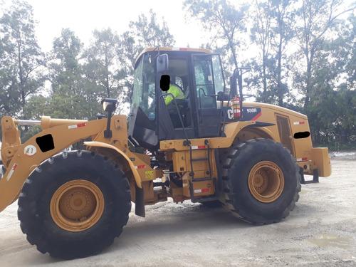 cargador de ruedas caterpillar 950h