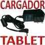 cargador de tablet 5v - 2 a pin fino coby titan xview