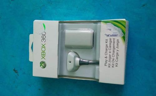 cargador de xbox 360 y cable usb