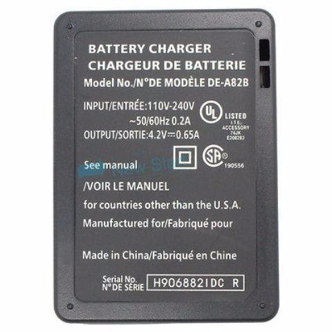 cargador dea82 de-a82 para panasonic lx5 lx7 lux5 lux6