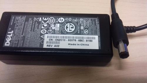 cargador dell pa21 19.5v 3.34a octagonal xps m1330 inspiron