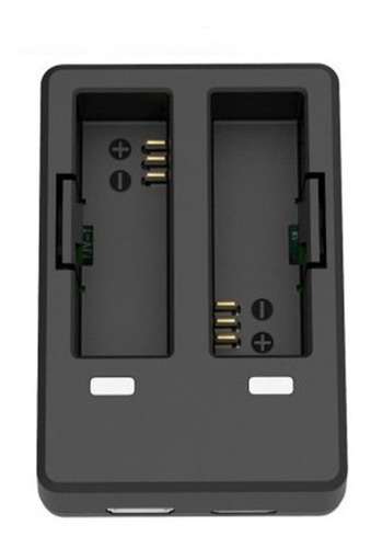 cargador doble de baterías sjcam  sj6 legend nuevo